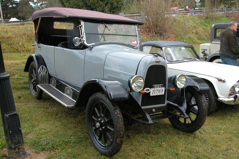 Vscca 1924 Fiat 501